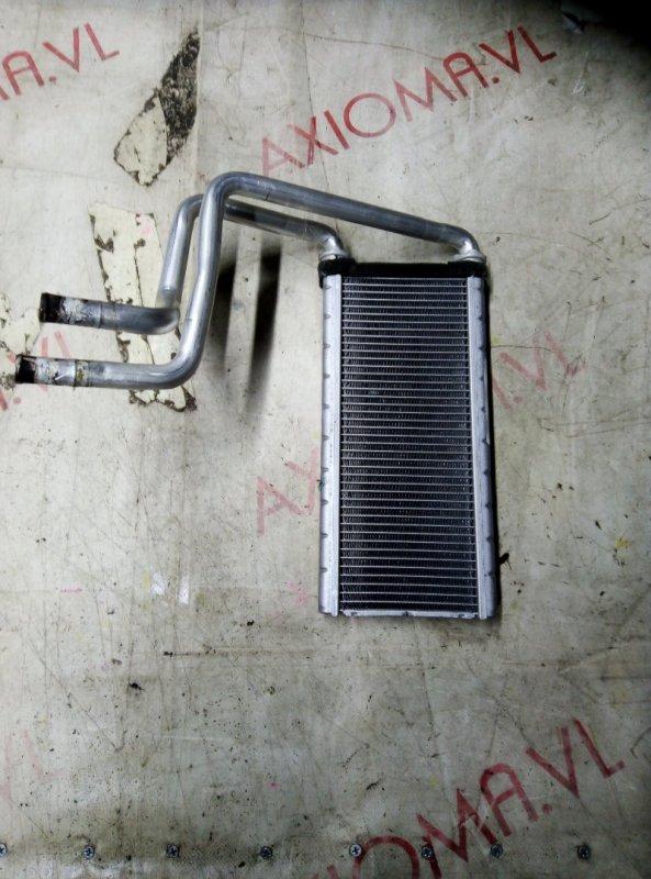 Радиатор печки Mitsubishi Ek Wagon H81W 3G83 2001