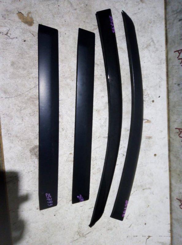 Ветровики комплект Honda Accord CM1 K20A 2002