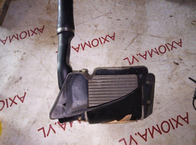 Радиатор интеркулера Mitsubishi Colt Z27A 4G15T 2004