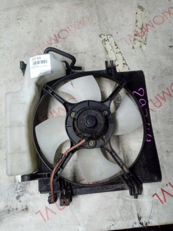 Диффузор Subaru Legacy BP5 EJ20 2003 правый