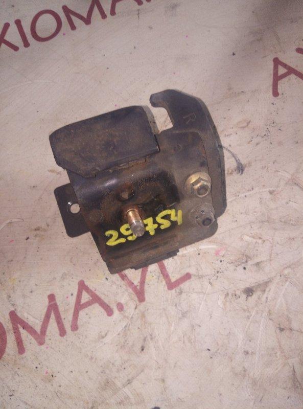 Подушка двигателя Nissan Caravan E25 ZD30 2001 правая