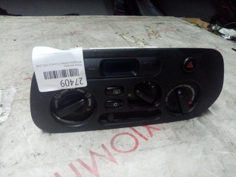 Климат-контроль Mitsubishi Mirage CJ1A 4G13 1995