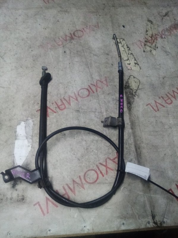 Тросик ручника Honda Airwave GJ1 L15A 2005 задний правый