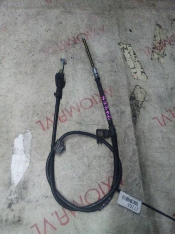 Тросик ручника Honda Fit GD1 L13A 2001 задний левый