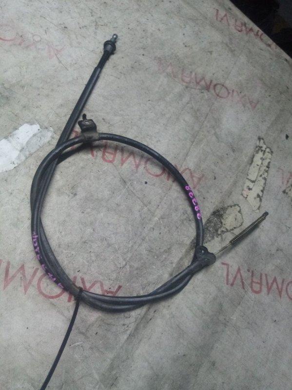 Тросик ручника Nissan Note E11 HR15 2005 задний левый