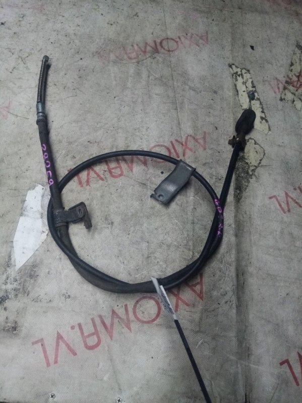 Тросик ручника Honda Fit GD1 L13A 2001 задний правый