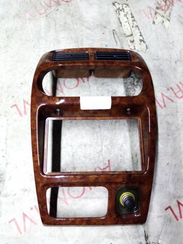 Консоль магнитофона Toyota Duet M110A EJ 1998