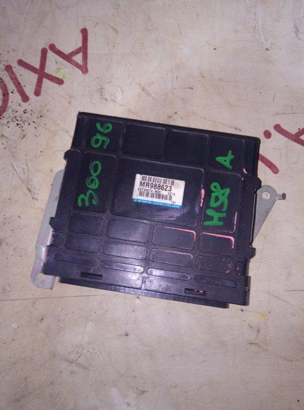 Блок efi Mitsubishi Pajero Mini H58A 4A30 1997
