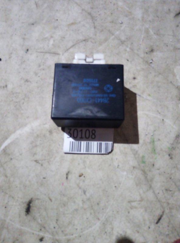 Электронный блок Nissan Serena C24 SR20DE 1999