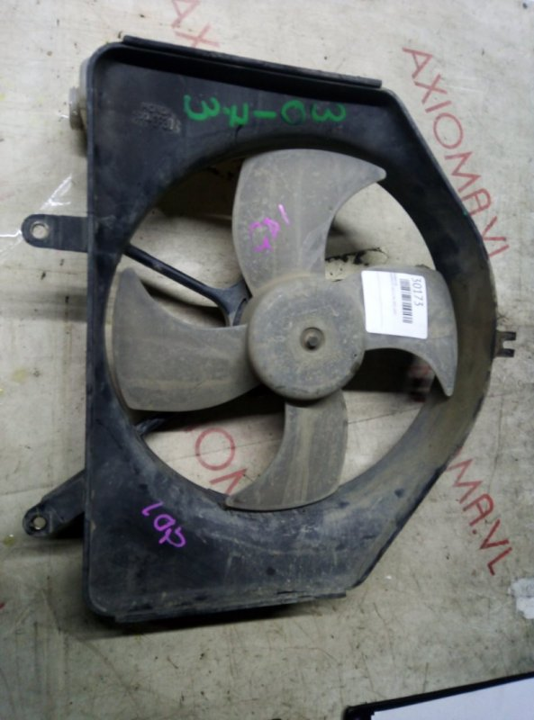 Диффузор Honda Fit GD1 L13A 2001