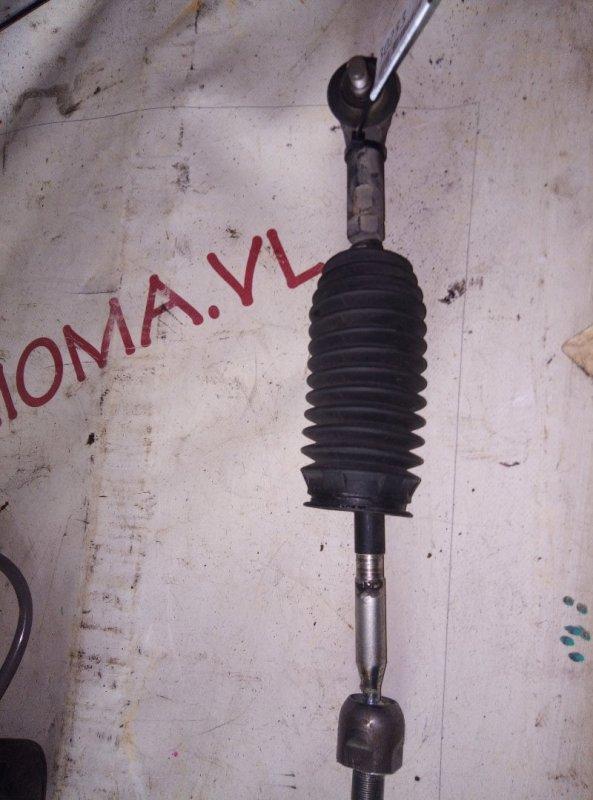 Тяга рулевая Honda Airwave GJ1 L15A 2005 правая