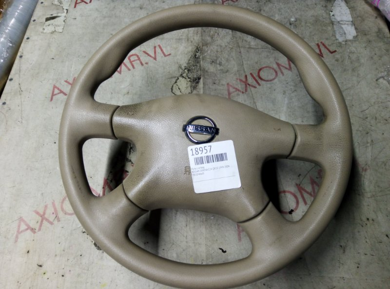Руль с airbag Nissan Serena C24 QR20 1999