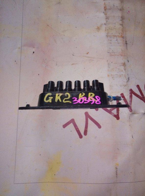Доводчик двери Honda Mobilio Spike GK1 L15A 2002 задний правый