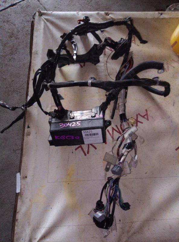 Блок предохранителей Toyota Passo KGC30 1KR 2010