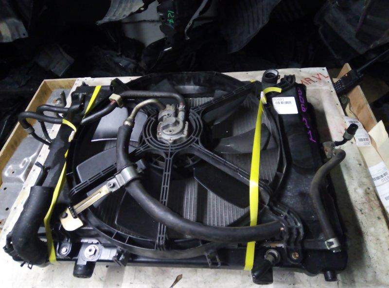 Радиатор двс Nissan Cima F50 VK45 2001