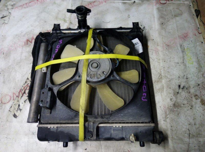 Радиатор двс Suzuki Mr Wagon MF21S K6A-T 2001