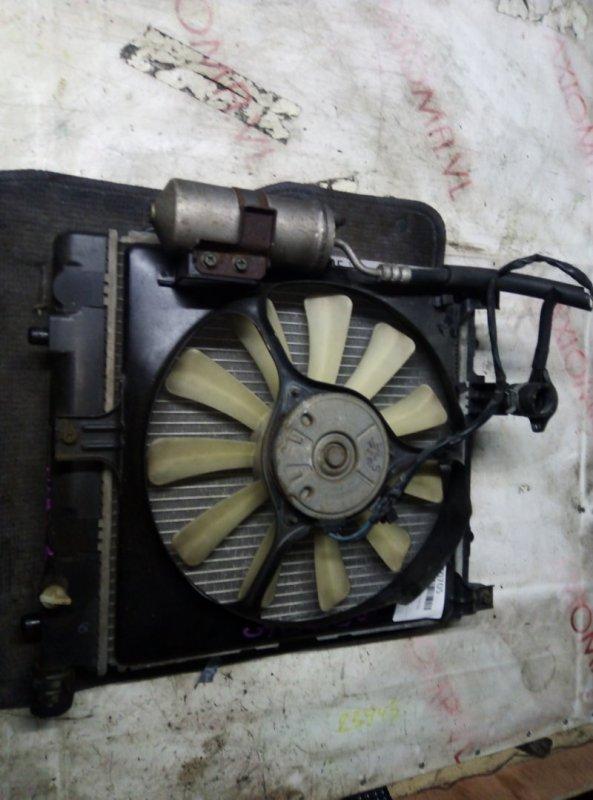 Радиатор двс Suzuki Kei HN11S F6A-T 1998