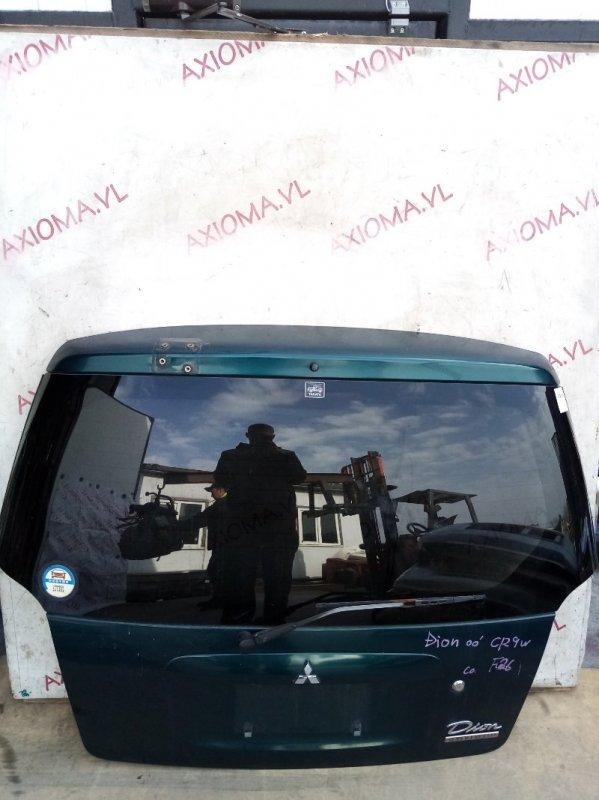 Дверь 5-я Mitsubishi Dion CR9W 4G63 1998