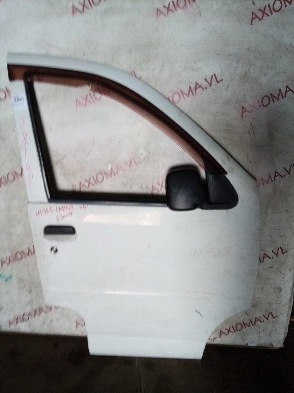 Дверь Daihatsu Hijet S200V KF 2007 передняя правая
