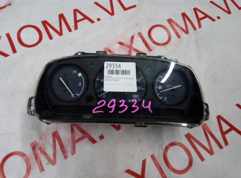 Спидометр Toyota Duet M100A EJ-DE 1998