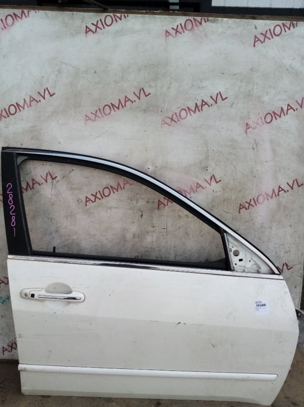 Дверь Honda Inspire UC1 J30A 2003 передняя правая