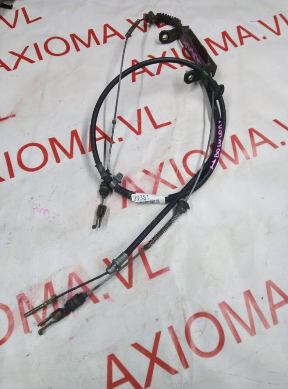Тросик ручника Mazda Demio DW3W B3 1999