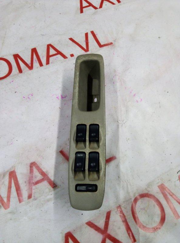 Пульт стеклоподъемника Mazda Demio DW5W B5 1996 передний правый