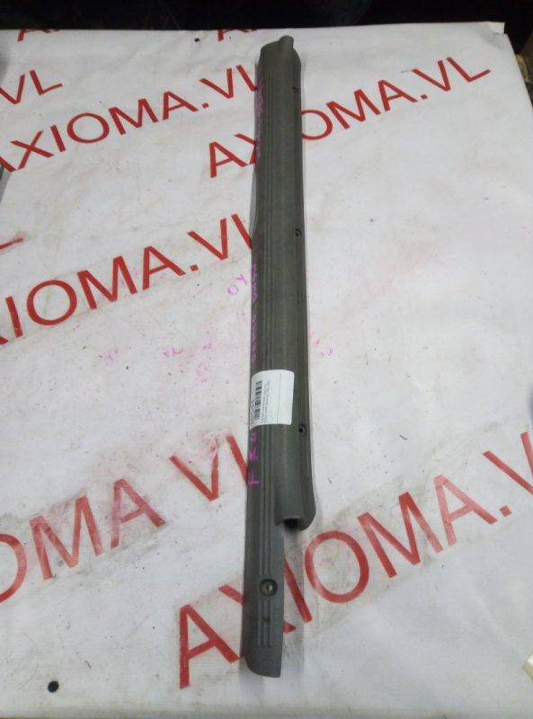 Порожек пластиковый Mazda Demio DW3W B3 1999 передний левый