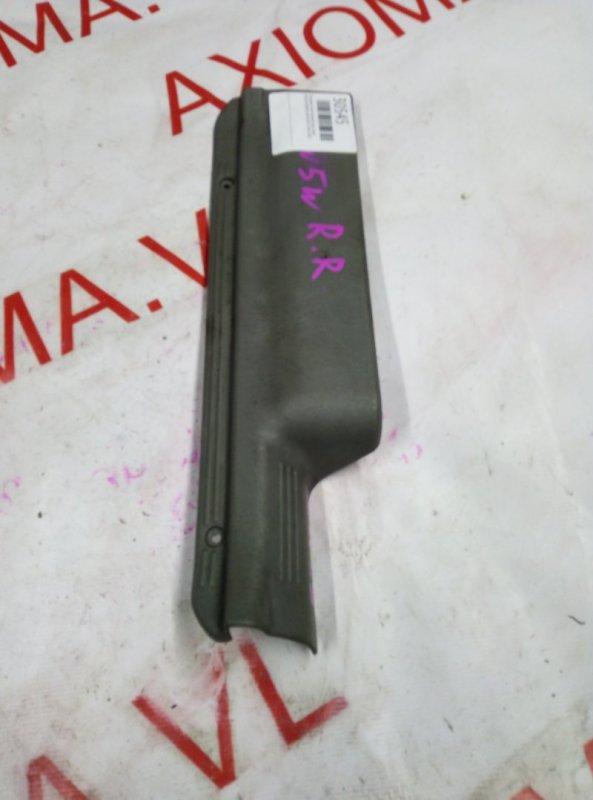 Порожек пластиковый Mazda Demio DW3W B3 1999 задний правый
