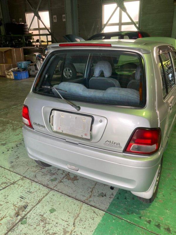 Бампер Daihatsu Mira L510S EF 1994 задний