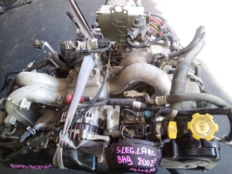 Двигатель Subaru Legacy Lancaster BH9 EJ254 2001
