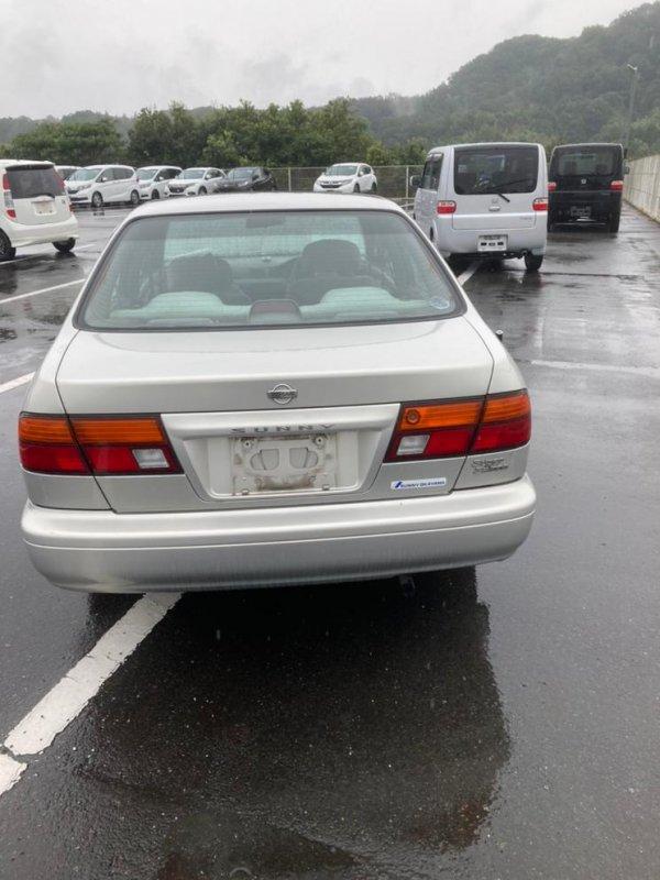 Крышка багажника Nissan Sunny B14 GA15 1993