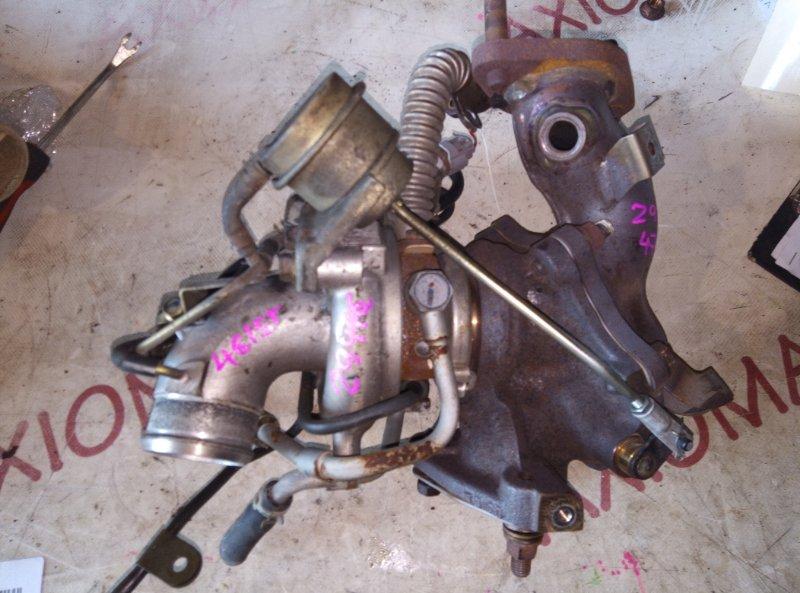 Турбина Mitsubishi Colt Z27A 4G15T 2002