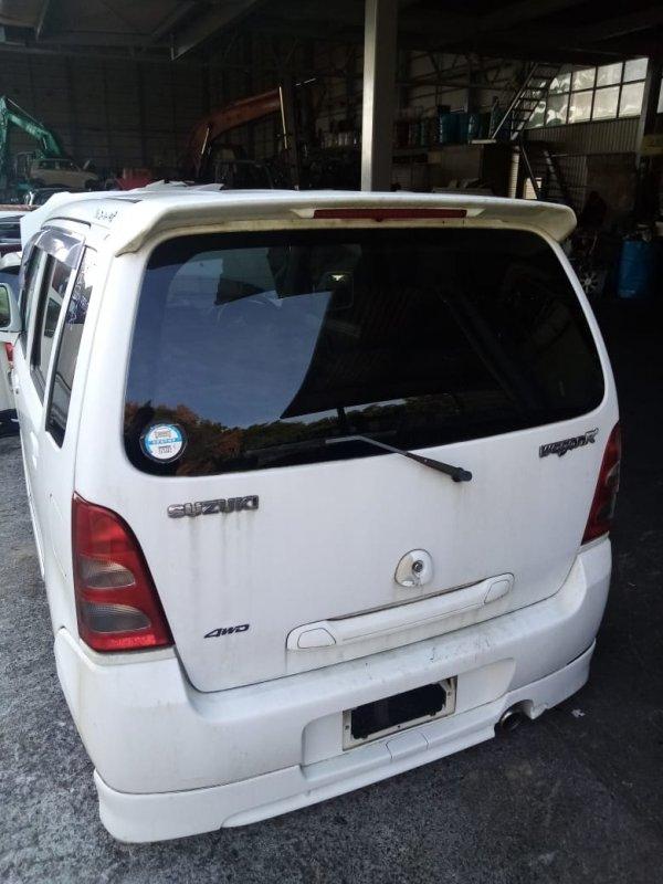 Бампер Suzuki Wagon R Plus MA63S K10A 1999 задний
