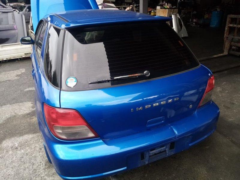 Стоп-сигнал Subaru Impreza GG3 EJ15 2000 задний левый