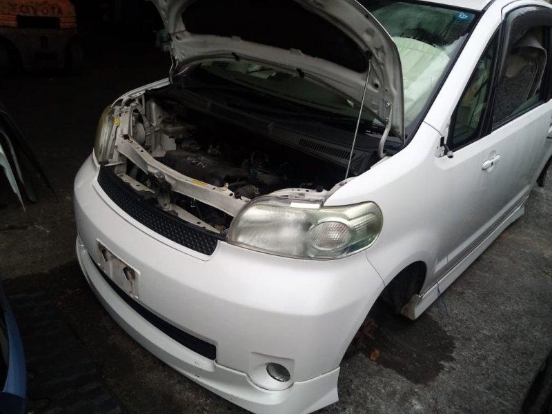 Губа Toyota Porte NNP11 1NZ 2004 передняя