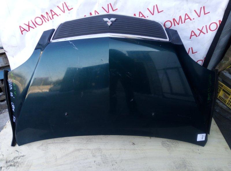 Капот Mitsubishi Dion CR9W 4G63 1998
