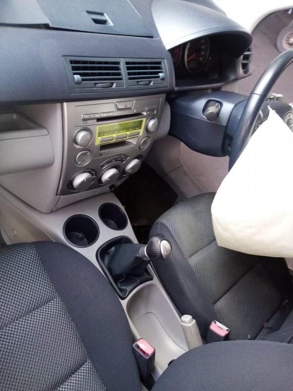 Климат-контроль Mazda Demio DY5W ZY 2002