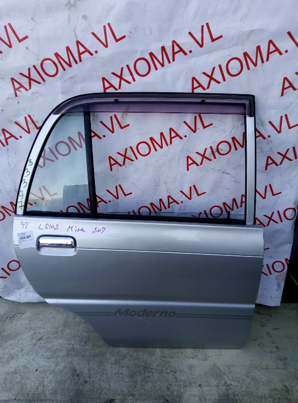 Дверь Daihatsu Mira L510S EF 1994 задняя правая