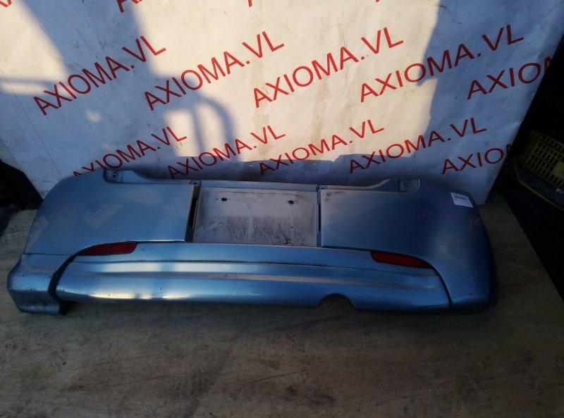 Бампер Subaru R2 RC1 EN07 2003 задний