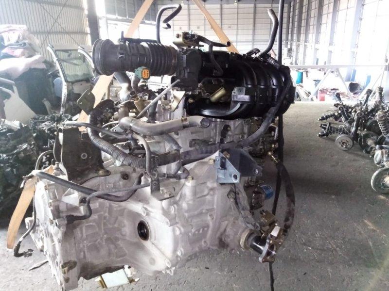 Двигатель Nissan Serena TNC24 QR20 2001