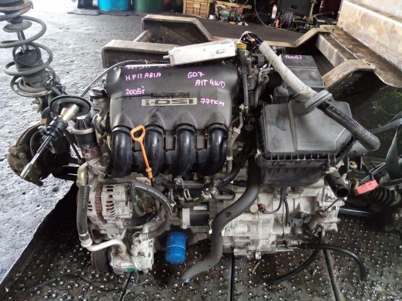 Акпп Honda Fit Aria GD7 L13A 2001