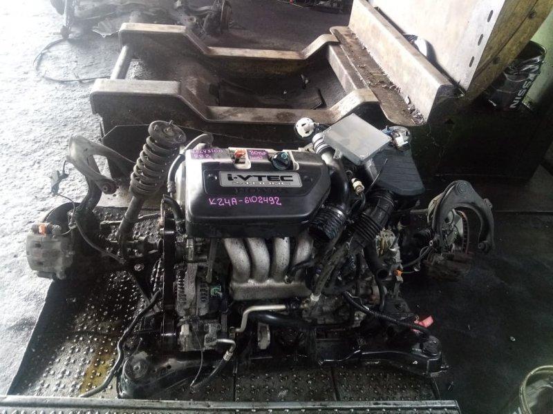 Акпп Honda Elysion RR2 K24A 2004