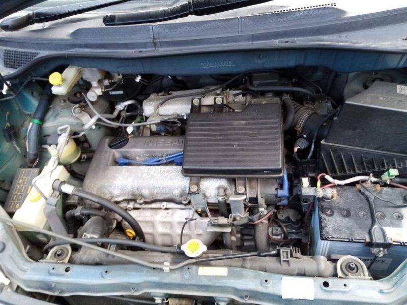 Акпп Nissan Serena C24 SR20(DE) 1999