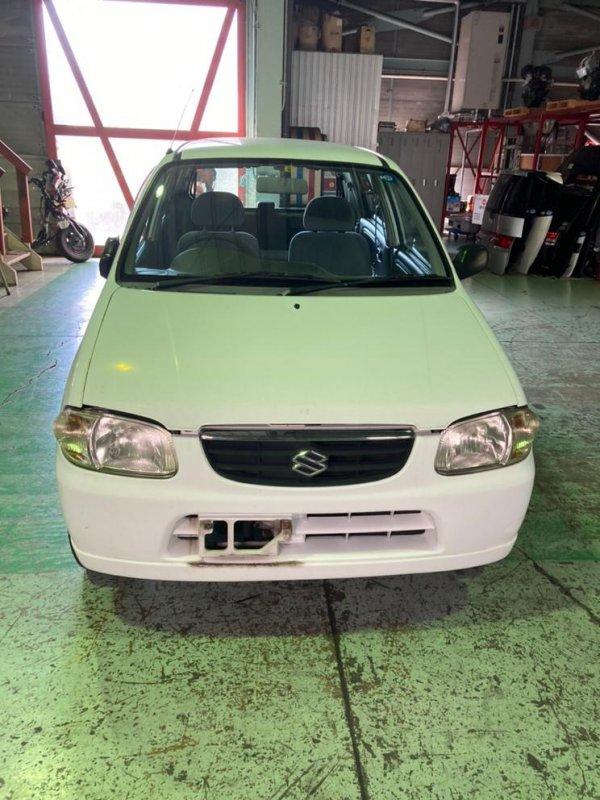 Ноускат Suzuki Alto HA23S K6A 1998
