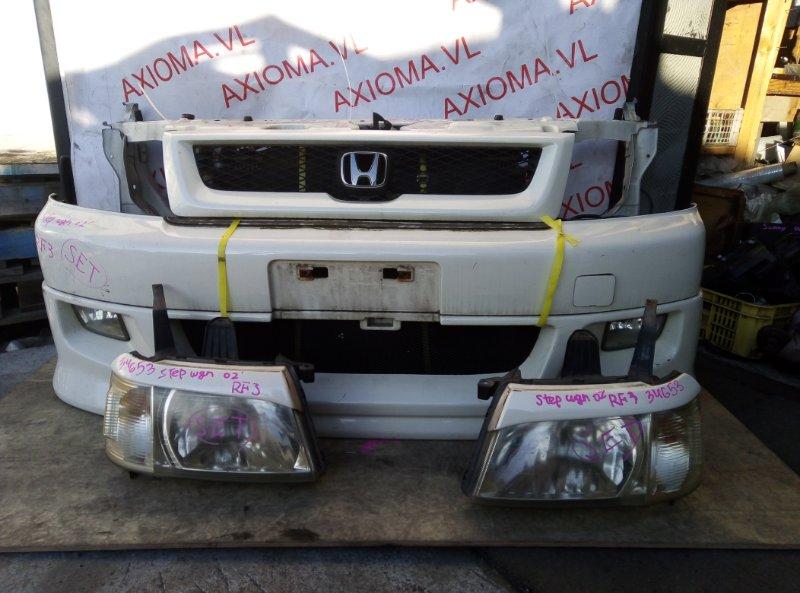 Ноускат Honda Stepwgn RF3 K20A 2001