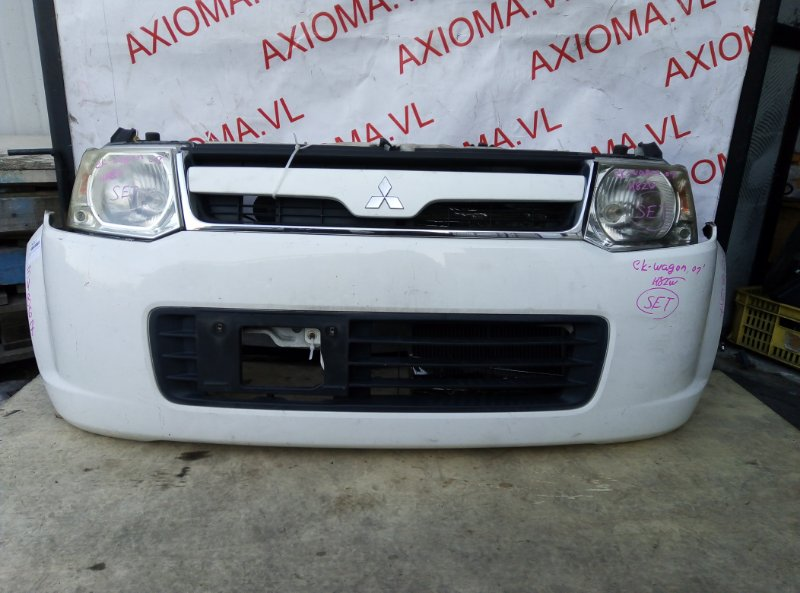 Ноускат Mitsubishi Ek Wagon H82W 3G83 2006