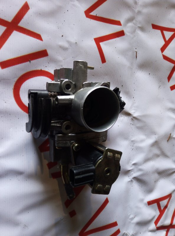 Блок дроссельной заслонки Mitsubishi Pajero Mini H58A 4A30T 1998