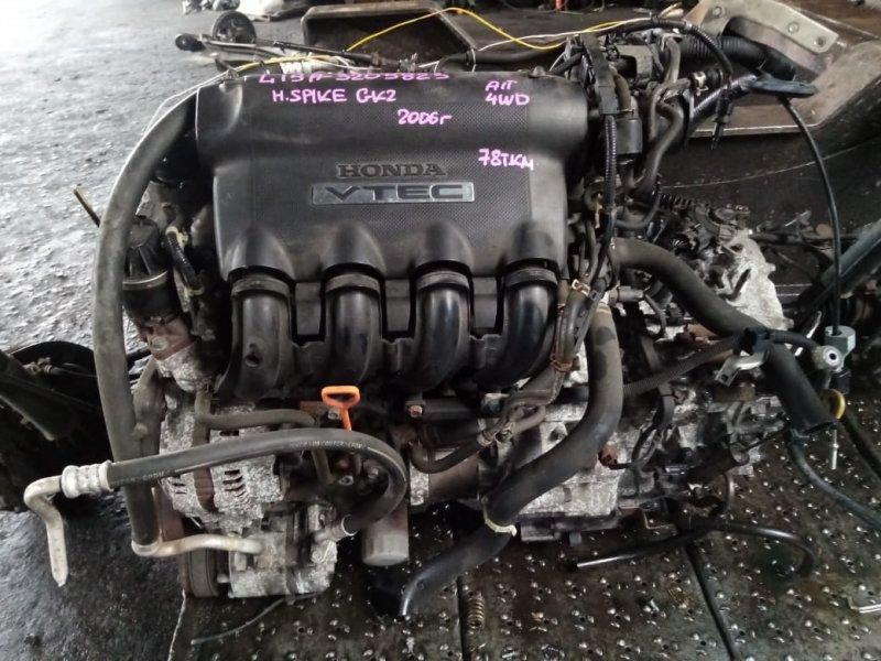Акпп Honda Mobilio Spike GK2 L15A 2002
