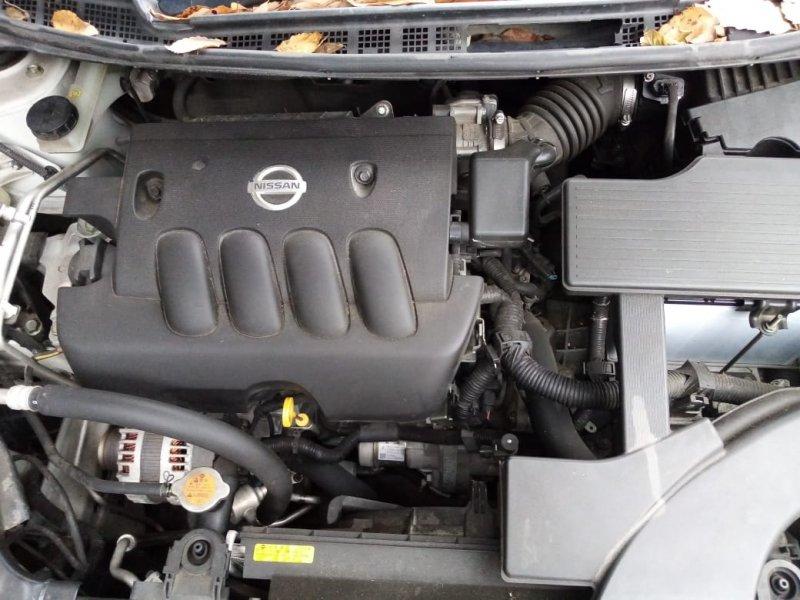 Двигатель Nissan Lafesta NB30 MR20 2004